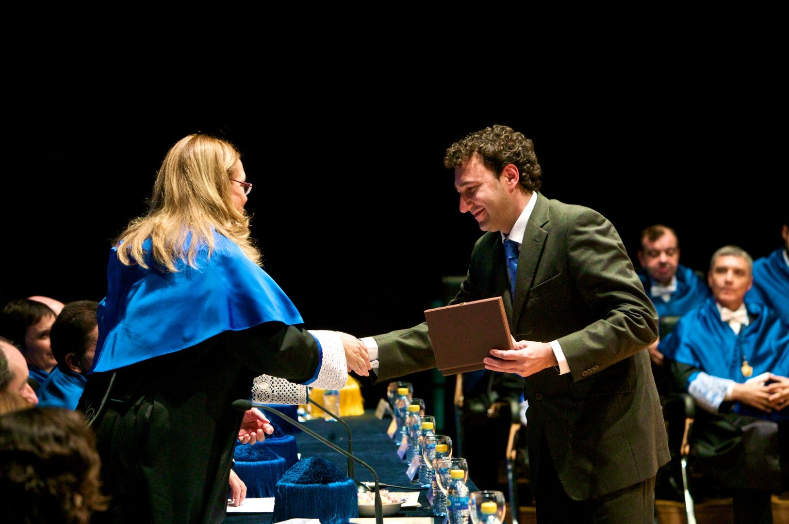 2011 Saint Alberto Magno award from the University of Alicante.