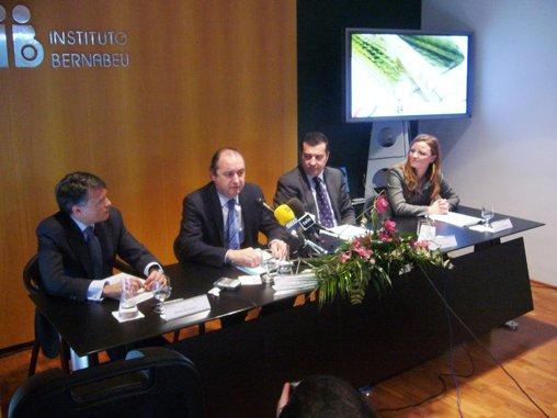 Mesa de rueda de prensa - Curso Gabinetes de Prensa