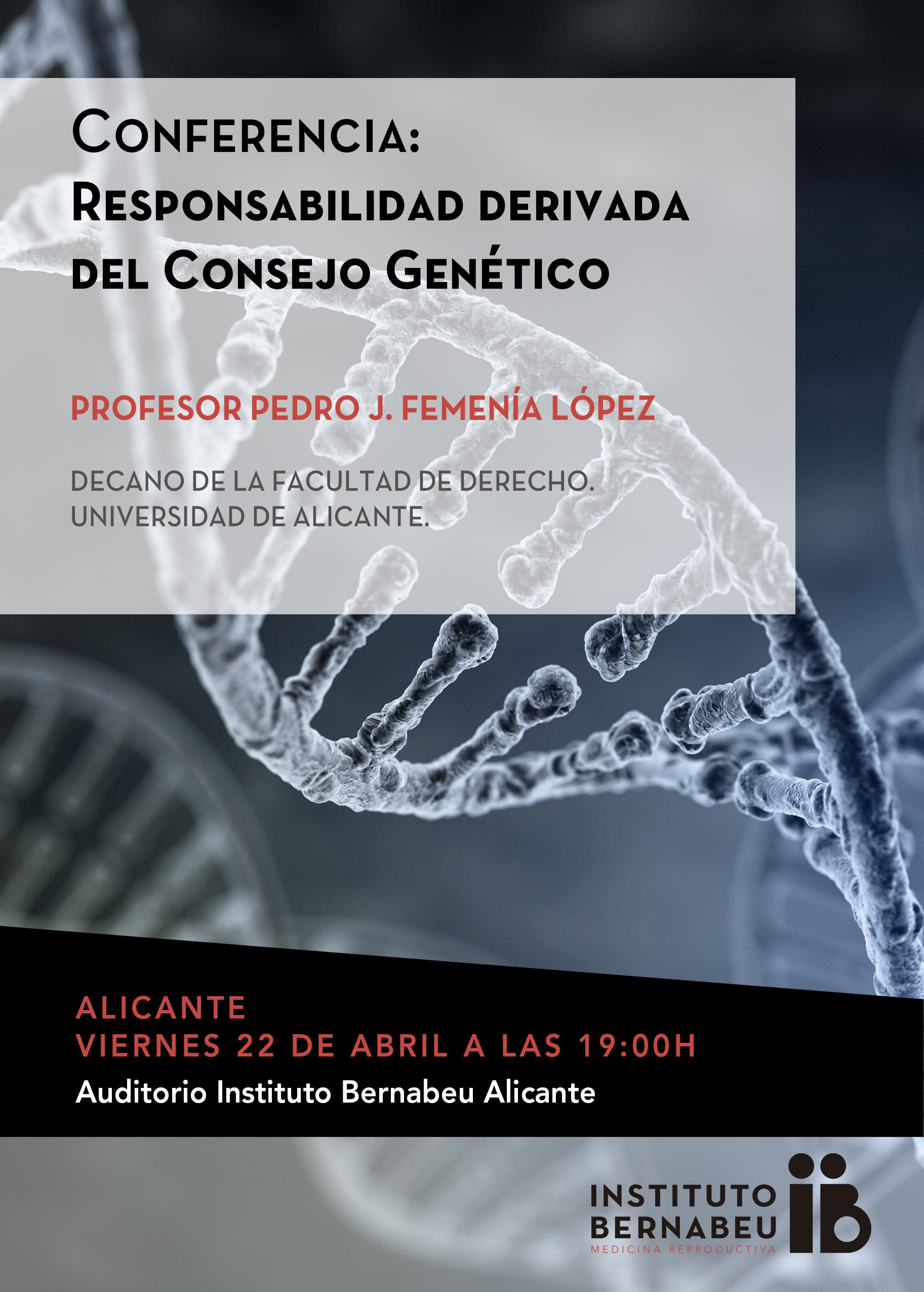 Conference: Responsibility derived from genetic counselling.