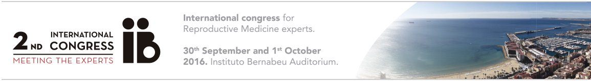 International congress for Reproductive Medicine experts
