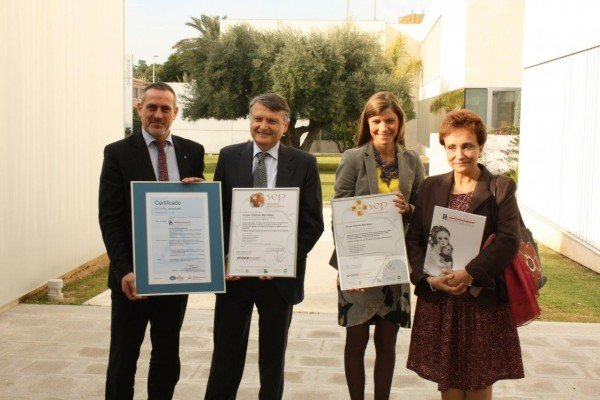Quality recognitions SEP International and SEPEFQM