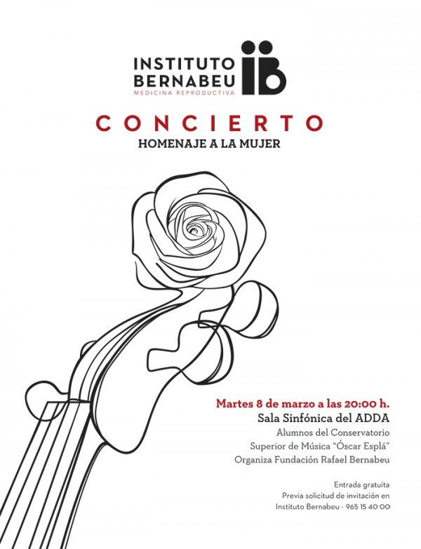 Rafael Bernabeu Foundation - Tribute to Women Concert