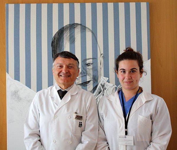 Dr. Rafael Bernabeu and Carlotta Girardo