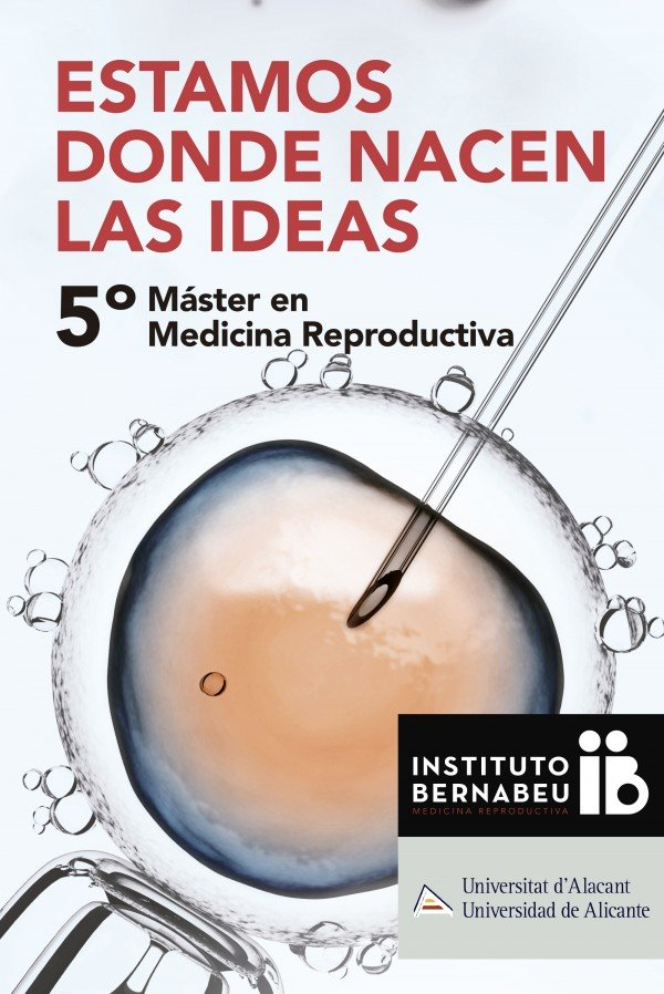 V edition of the Master's course in Reproductive Medicine