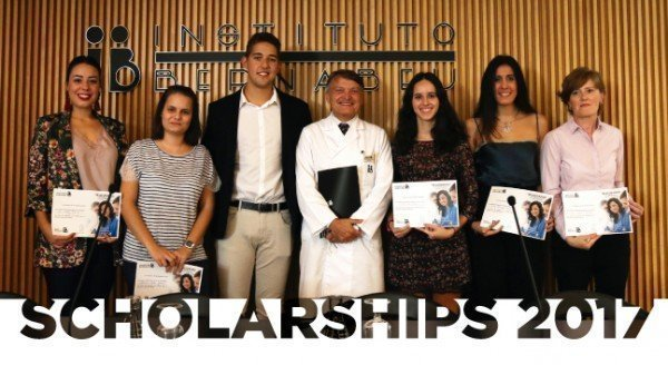 The Rafael Bernabeu Foundation gives 15,000 euros in scholarships