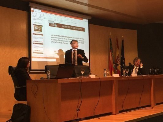 Instituto Bernabeu participation in the V edition of the University of Alicante's Forum on Patent Rights and Biotechnology
