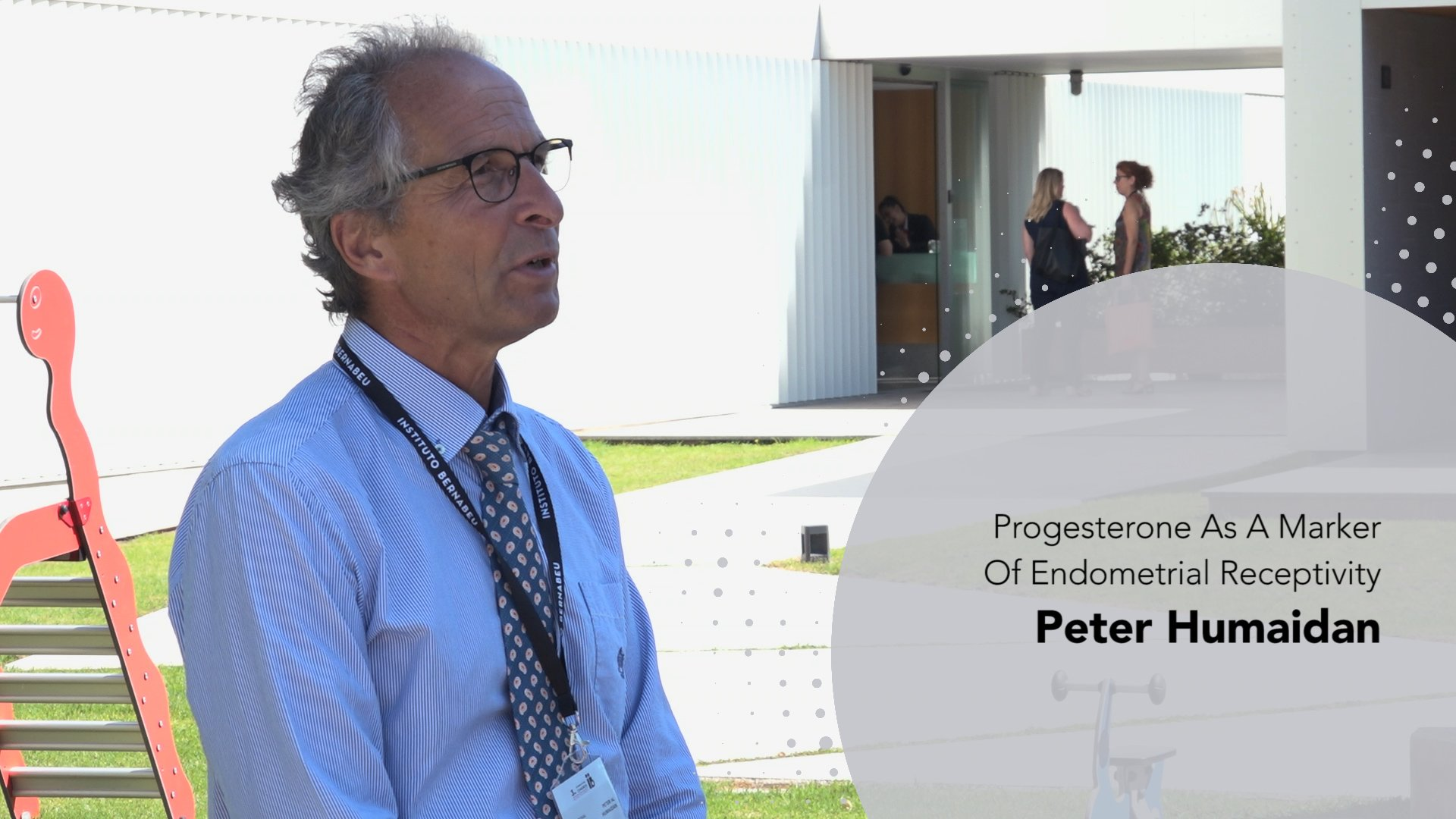 Video interview with the speakers of the Instituto Bernabeu International Conference on Advances in Reproductive Medicine
