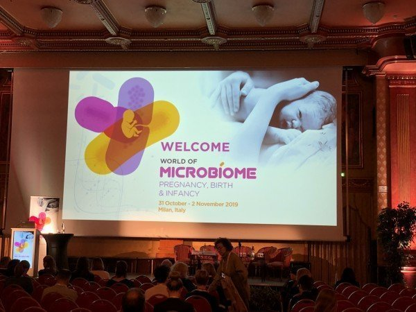 World of Microbiome Pregnancy, Birth and Infancy