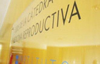 Creación con la Universidad Miguel Hernandez de la primera Cátedra de Medicina Reproductiva de Europa.