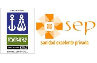 Acreditados con la ISO 9001 y la SEP