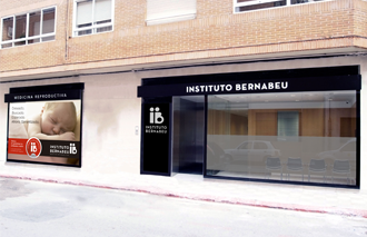 Opening Instituto Bernabeu in Albacete.