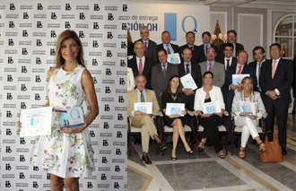 Instituto Bernabeu obtains the QH Excellence in Healthcare accreditation.