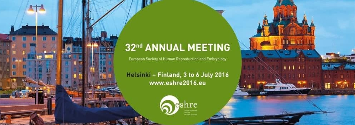 ESHRE Annual Meeting. Helsinki. July 2016.