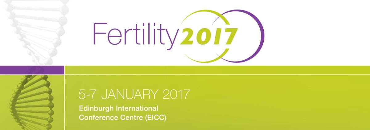 Fertility 2017. Edinburgh, UK. January 2017.