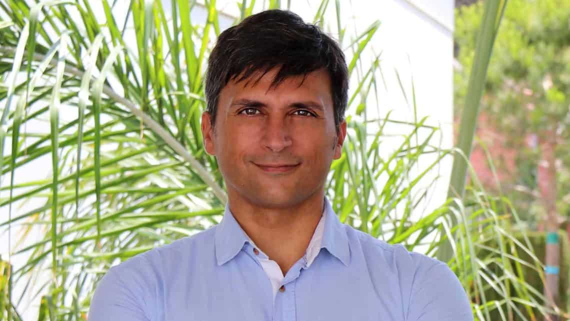 Conoce al biólogo embriólogo Jaime Guerrero