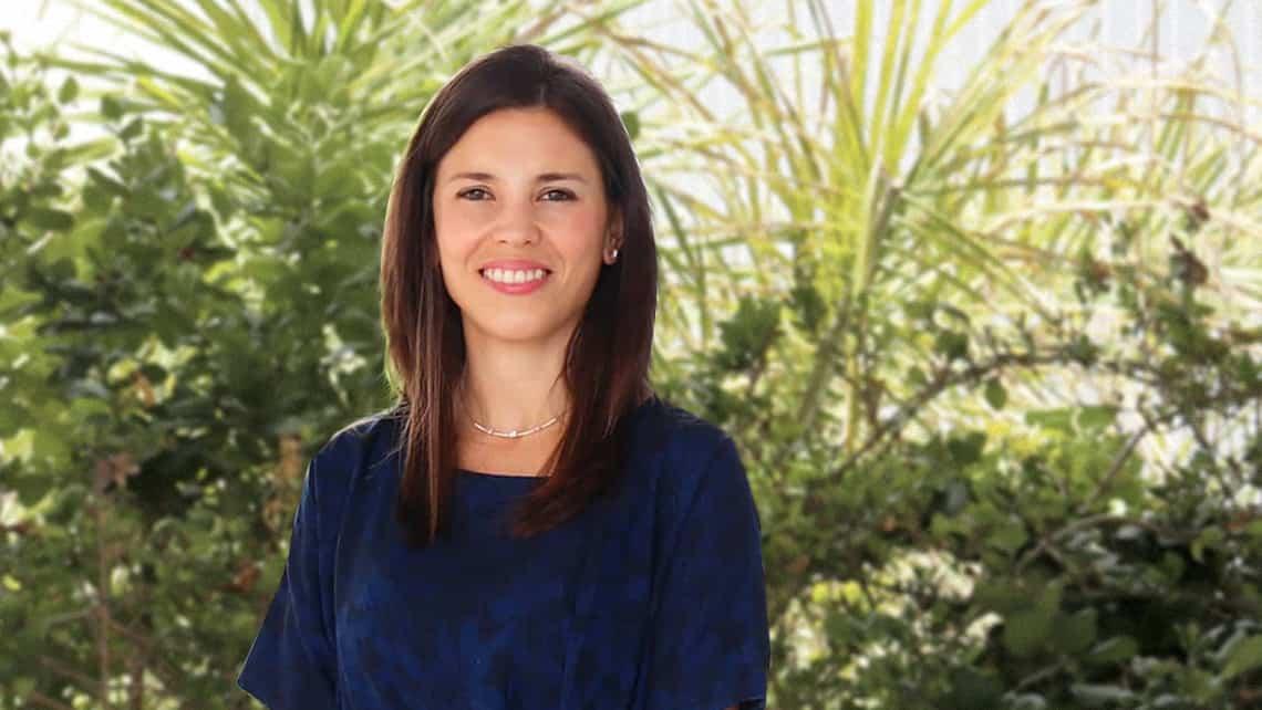 Conoce a la doctora Ana Fuentes