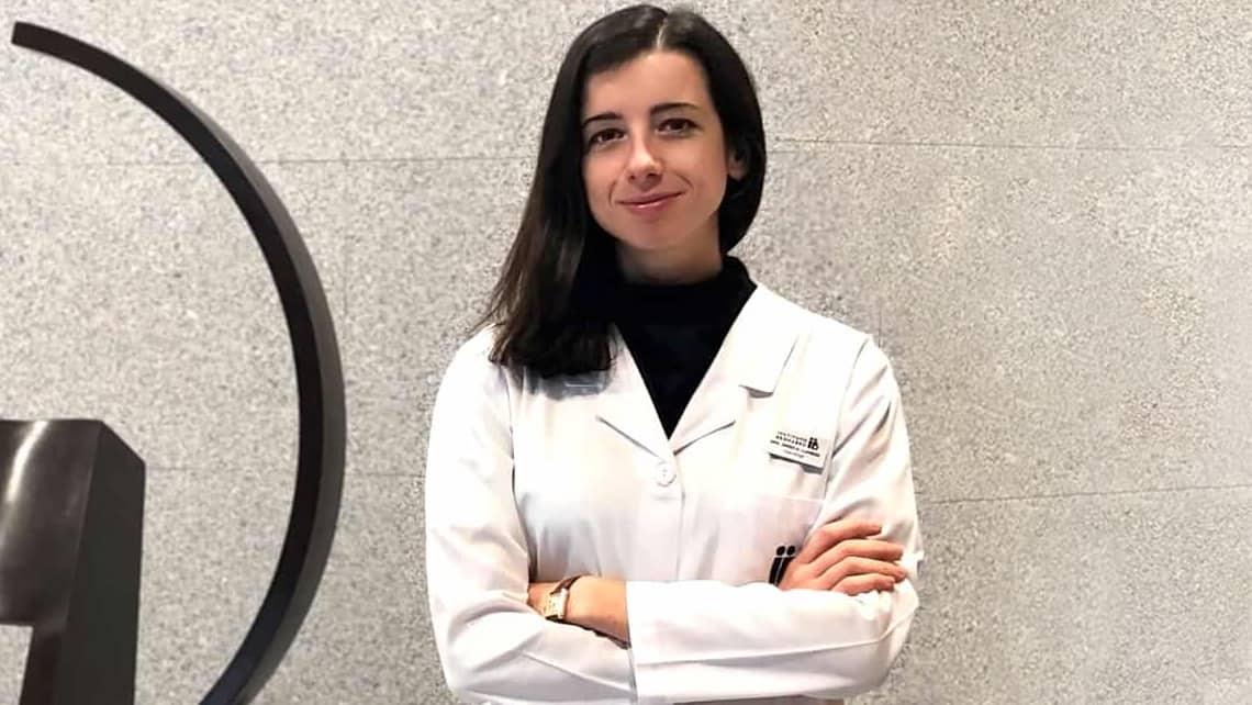 Conoce a la doctora Ángela Llaneza