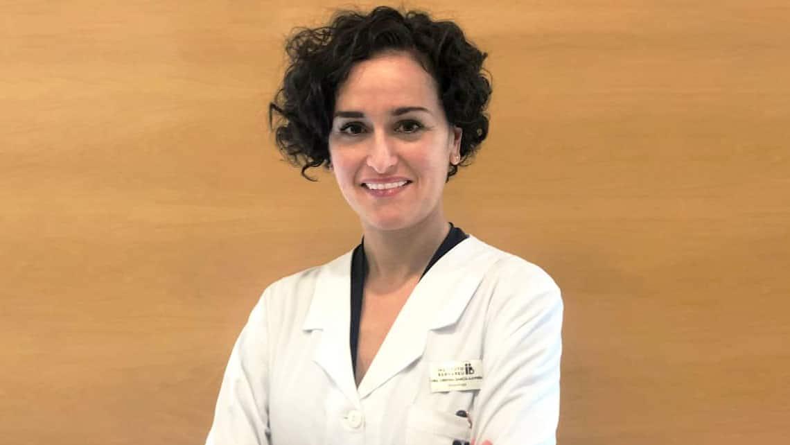 Conoce a la doctora Cristina García-Ajofrín