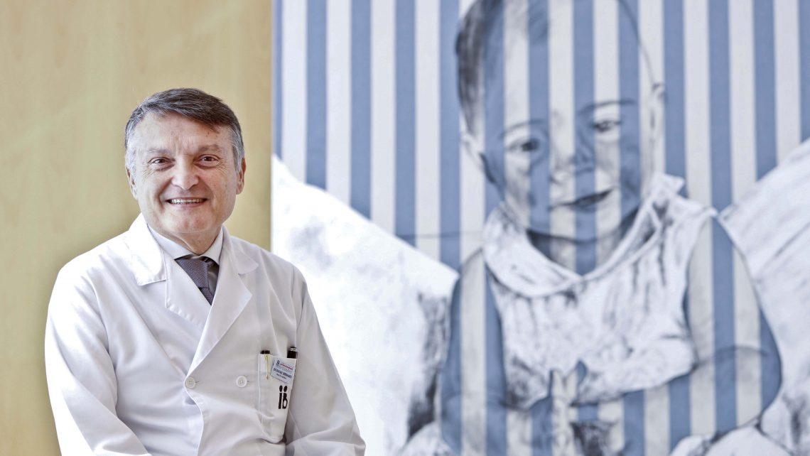 El doctor Bernabeu habla de los aspectos médicos y asistenciales de la Medicina Reproductiva Transfronteriza en la Universidad de Alicante