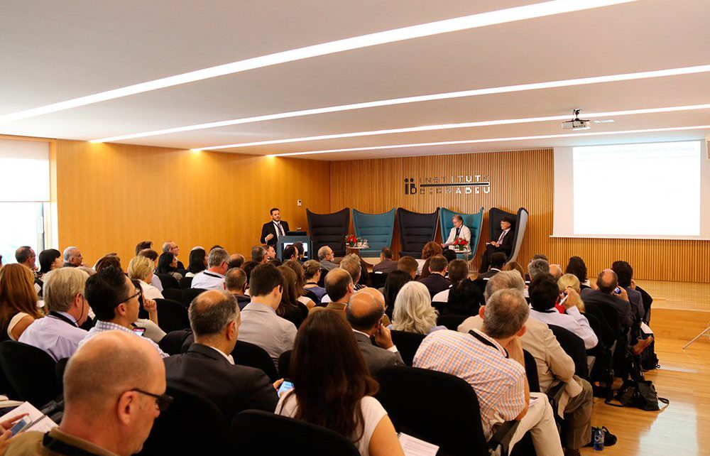 World leaders in fertility gathered at the Instituto Bernabeu International Congress to present latest developments.