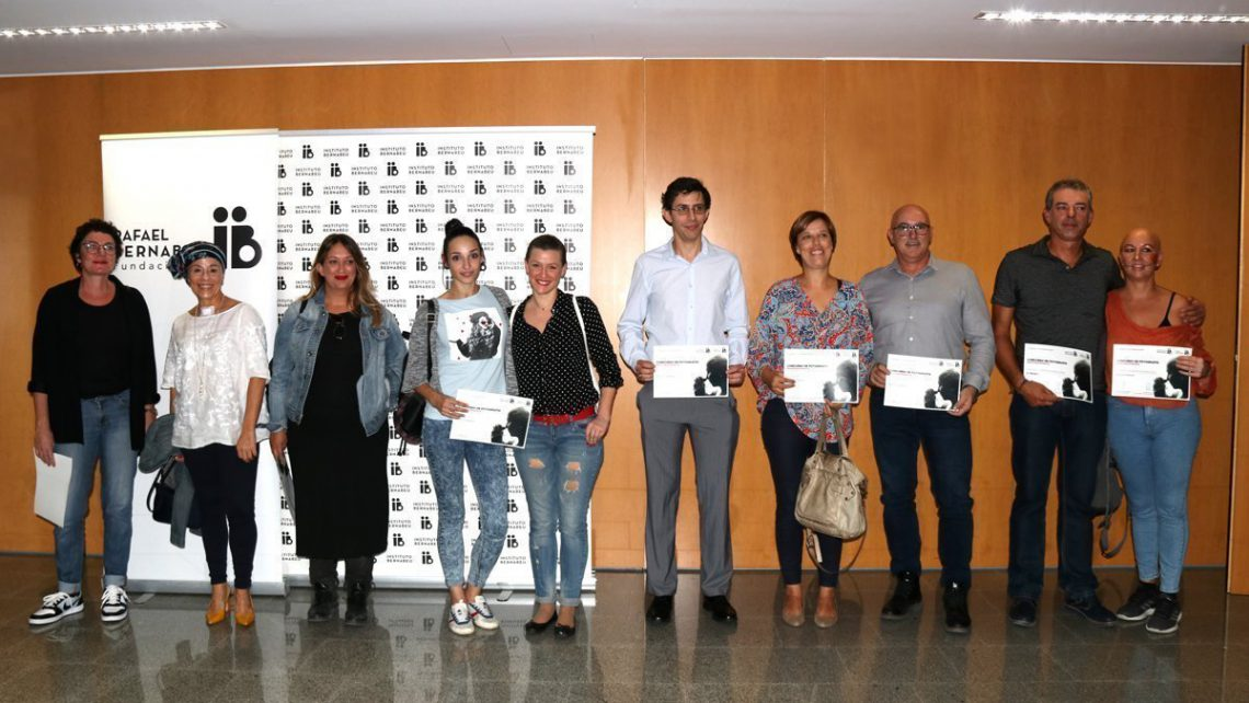 La Fundación Rafael Bernabeu entrega los premios del 2º concurso de fotografía con motivo del cáncer ginecológico