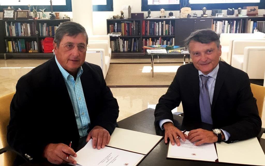La UMJ e l'Instituto Bernabeu firmano oggi la creazione della Cattedra di Medicina Comunitaria e Salute Riproduttiva.