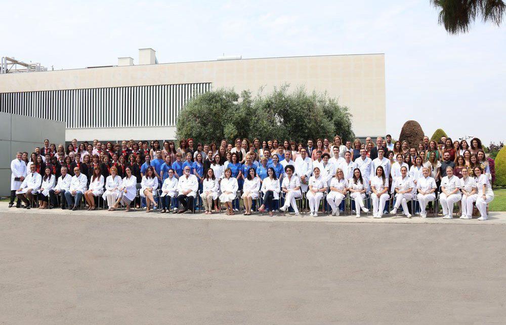 Las mujeres científicas copan la plantilla de Instituto Bernabeu con un 72% de investigadoras