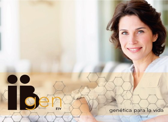 New IB Newsletter: IBgen FIV. Know the genetics of your ovarian reserve.
