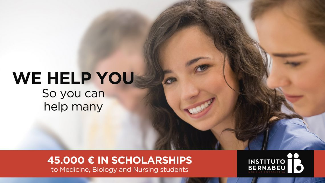 The inscription period for the Rafael Bernabeu Foundation student scholarships has opened