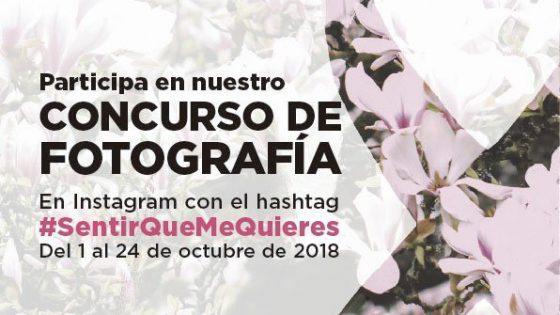 #SentirQueMeQuieres, I Concurso de Fotografía para sensibilizar en el mes del cáncer ginecológico
