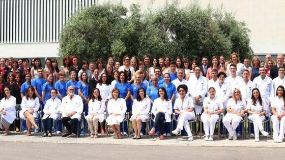 La mujer representa el 80% del equipo humano de Instituto Bernabeu
