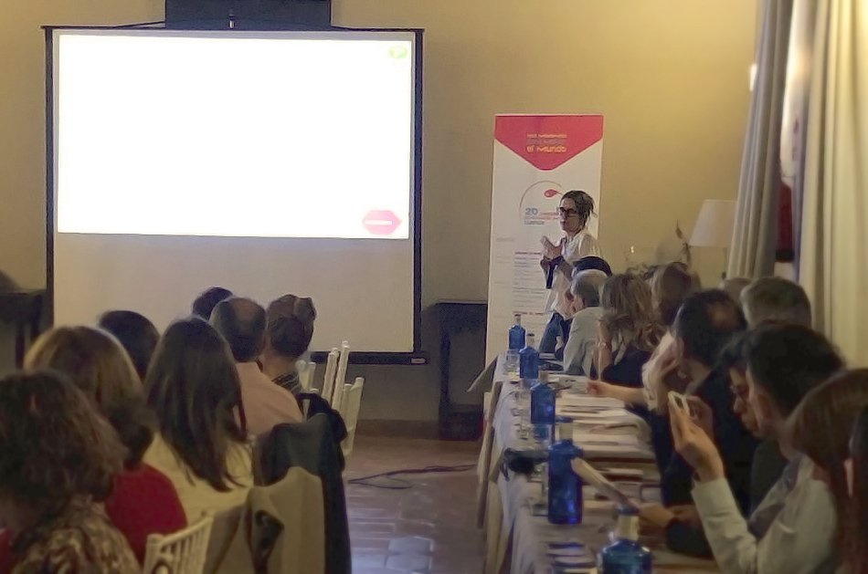 The embryology laboratory at Instituto Bernabeu attends the Human Reproduction Refresher event held in Cuenca