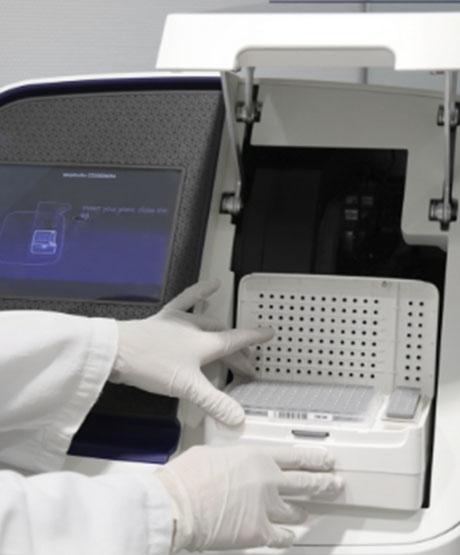 Metabolomics: embryo nutrition in  in vitro fertilisation (IVF)