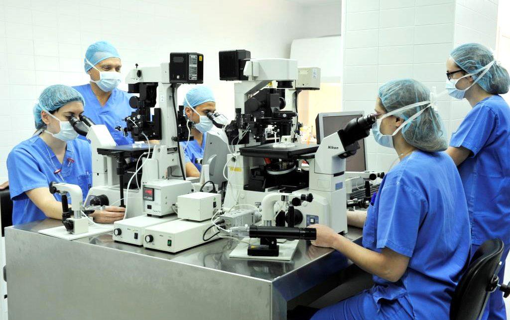Control y seguridad total en todos los procesos del laboratorio FIV