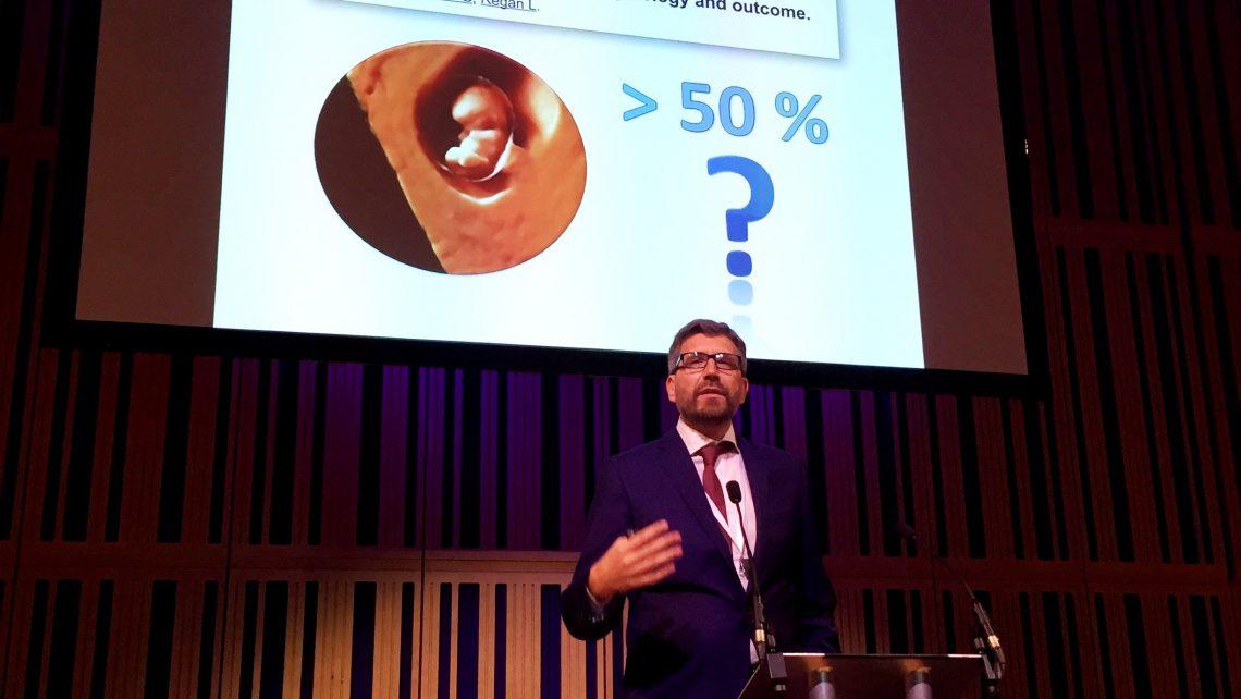 """El Instituto Bernabeu refuerza su posición como referente europeo en materia de I+D en el Congreso Anual de la """"British Fertility Society""""."""