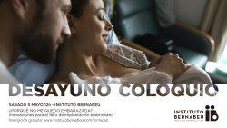 MADRID – II DESAYUNO Y COLOQUIO CON EL ESPECIALISTA