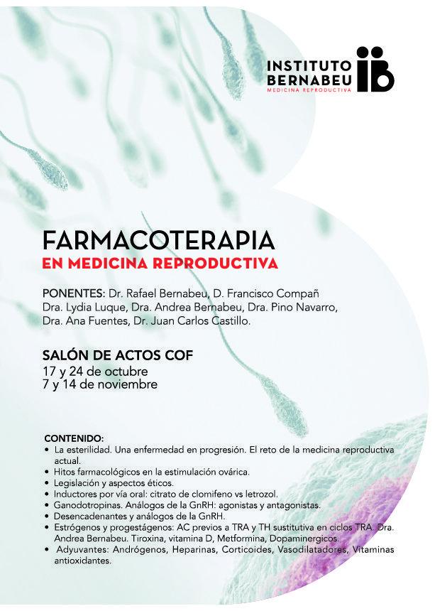 Farmacoterapia en Medicina Reproductiva – ALBACETE