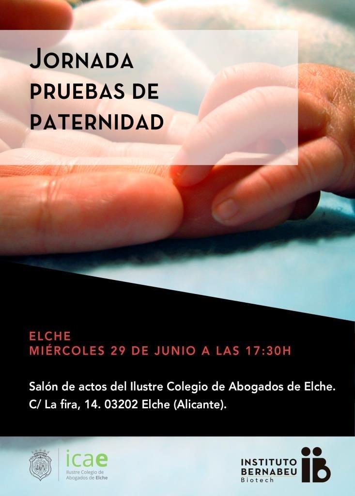 Jornada Pruebas de Paternidad
