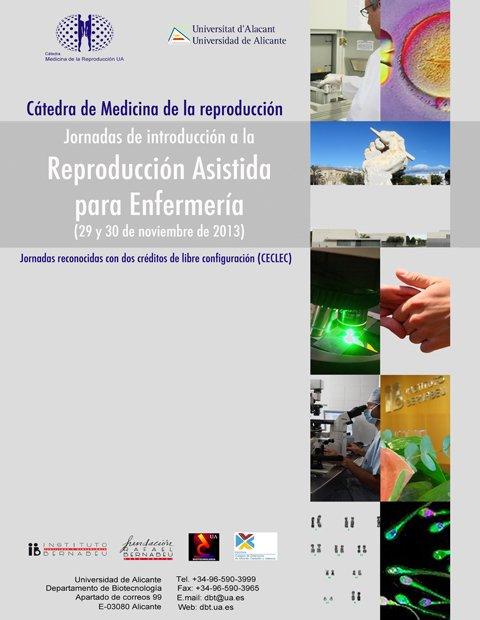 Jornadas de introducción a la Reproducción Asistida para Enfermería.
