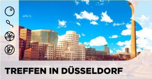 Kinderwunschtreffen in Düsseldorf