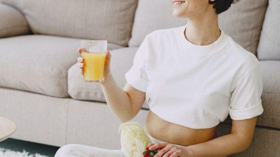 Alimentation et activité physique: grossesse et confinement