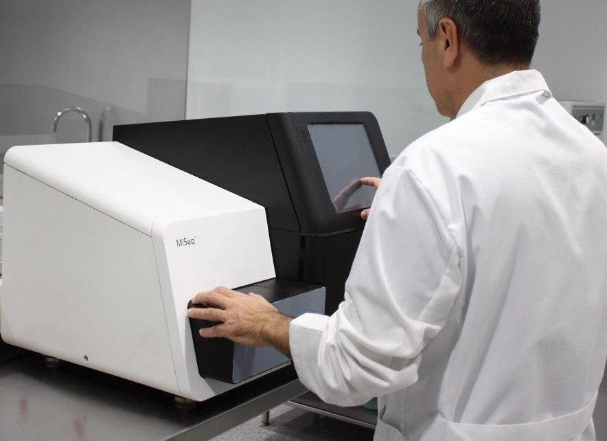 Revolución genética:  secuenciación masiva del ADN