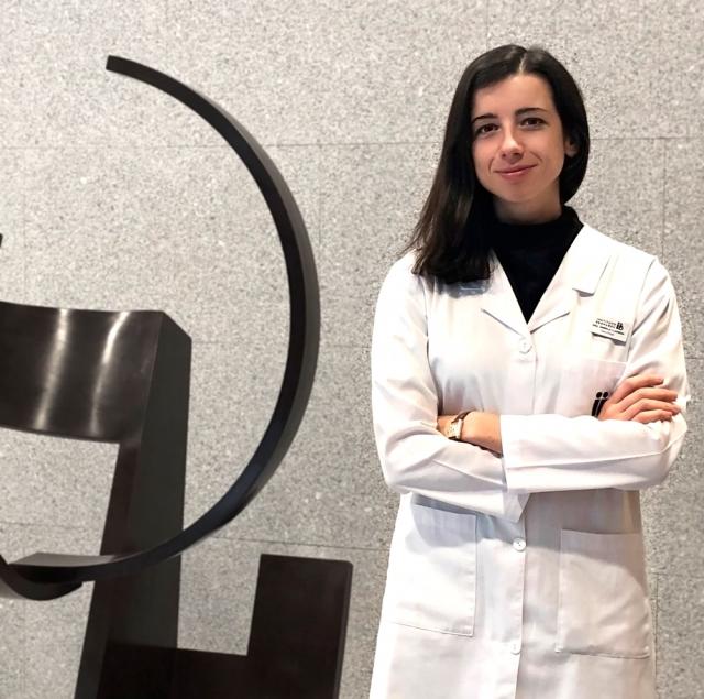 Get to know Dr Ángela Llaneza