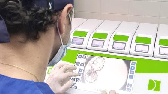 Comment sélectionner les meilleurs spermatozoïdes pour féconder l'ovocyte?