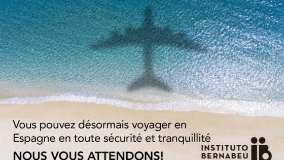 Vous pouvez désormais voyager en Espagne en toute sécurité et tranquillité, nous vous attendons!