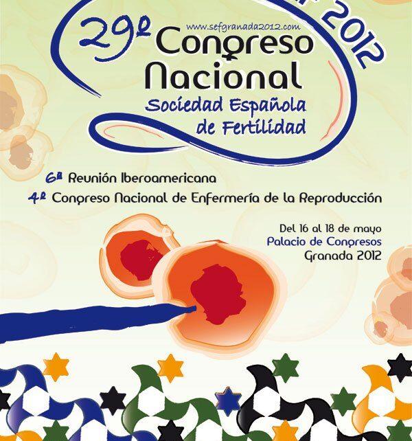 """I nostri lavori di RSI presentati nel  """"XXIX Congresso Nazionale della Società Spagnola di Fertilità (SEF)"""""""