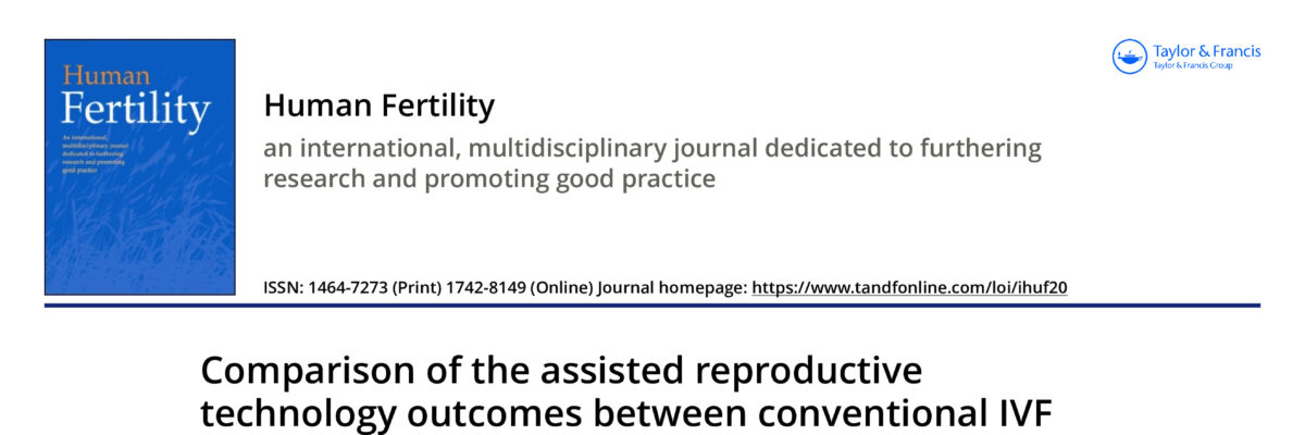 Comparison of the assisted reproductive technology outcomes between conventional IVF and ICSI with donor oocytes in normozoospermic patients