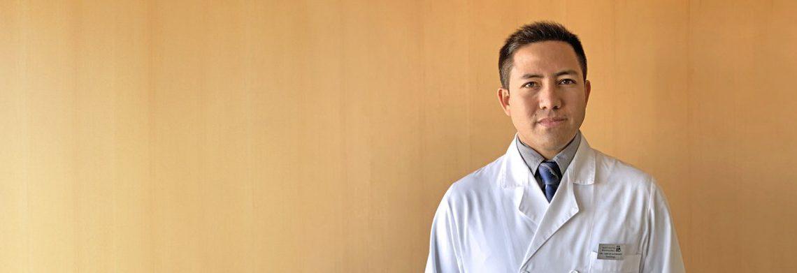 Dr Carlos Alvarado