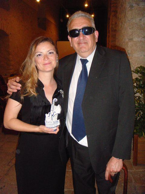 """NICCOLO PAGANINI ""PRIZE AWARDED TO THE RAFAEL BERNABEU CHARITABLE FOUNDATION"