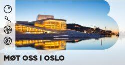 Møte med spesialisten i Oslo